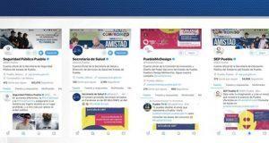 Puebla logra certificar cuentas oficiales de dependencia en Twitter