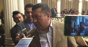 """No pasa nada"", dice Jiménez por observaciones de ASF a Puebla"