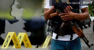 En enero, ejecuciones de la delincuencia organizada suben 55% en Puebla