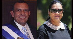 Detienen por corrupción a exprimera dama de Honduras