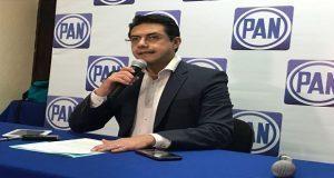 PAN denunciará ante INE a Morena por exceder el gasto de precampaña a la gubernatura. Foto: Ángulo