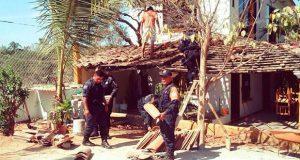Tras sismo, emergencia en 33 municipios oaxaqueños: Segob