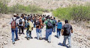 6 mil migrantes murieron en 2017