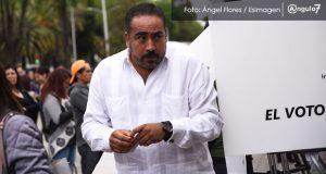 Eduardo Rivera tiene mi apoyo, pero no votaré por Martha Erika: Micalco