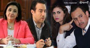 4 regidores de Puebla dejarán cargos para buscar curules local y federal