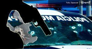Delincuentes roban armas y patrulla a municipales de Cuetzalan