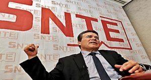 SNTE elige en congreso a Juan Díaz como presidente; hay amparos de disidentes. Foto: snte.org