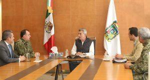 Gali comparte con Semar oportunidades de proyectos en Puebla