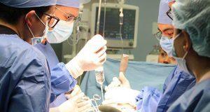 El Issstep indicó que el procedimiento fue posible gracias a una donación cadavérica. Foto:Especial