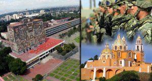 Universidades, instituciones en las que más confían los mexicanos