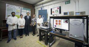 Área de Física aporta prestigio a la BUAP: Esparza Ortiz