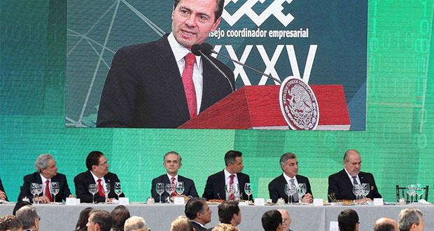 México, con talento humano para atraer inversión extranjera: Gali