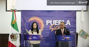 Reconstrucción en inmuebles de salud afectados en Puebla por sismo al 50%: SS