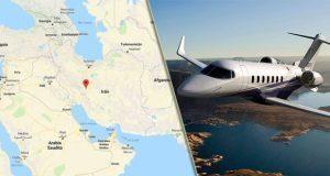 Avión turco se estrella en Irán