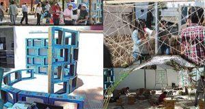 BUAP invita a alumnos a concurso de arquitectura con reciclables