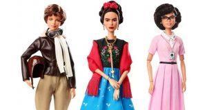 Barbie crea modelo de Frida Kahlo y Lorena Ochoa por Día de la Mujer