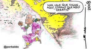 Caricatura-AMLO-le-huye-a-los-debates