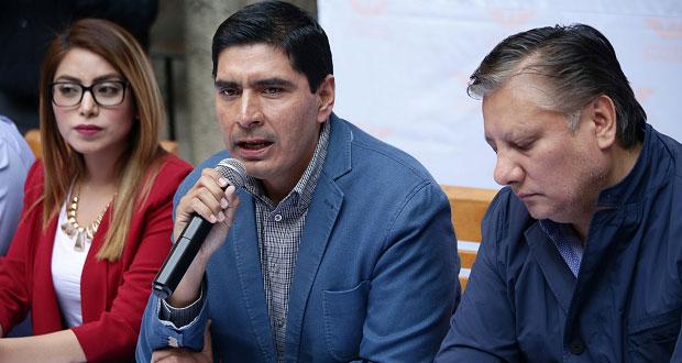 Edil de Huejotzingo deja PRI, va a MC y Congreso lo libra de multas