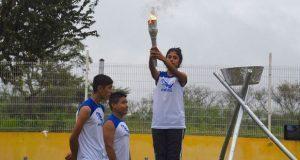Más de 720 jóvenes participan en encuentro deportivo de Cecyte