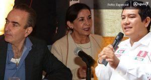 Estefan, García e hijo de Soto amarran tres primeras pluris locales