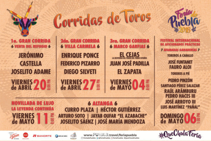 Corridas-de-toros-Feria-de-Puebla-2018