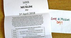 Día de querer a un musulmán