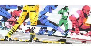 Google celebra con doodle inicio de Juegos Paralímpicos invernales