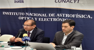 Dr. Leopoldo Altamirano Rueda de prensa