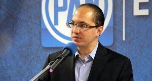 Eduardo Aguilar, coordinador en Puebla para campaña de Anaya