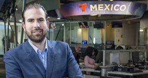 El periodismo en México es un reto: egresado de Udlap