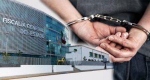 FGE aprehende a presunto responsable de asesinato en Tlapanalá