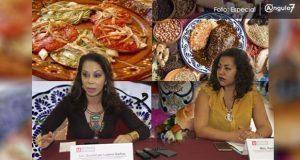 El 30 por ciento de los turistas que llegan a Puebla, toman la decisión por su gastronomía variada, siendo Semana Santa una de las temporadas fuertes. Foto: Especial