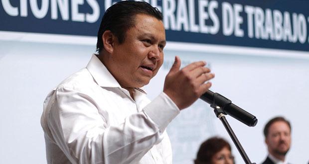Dan toma de nota a Gonzalo Juárez como líder sindical reelecto