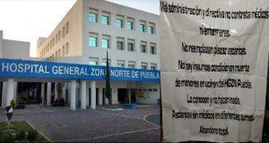 """""""Abandono"""" en Hospital del Norte; otra vez acusan falta de personal y camas. Foto: Especial"""