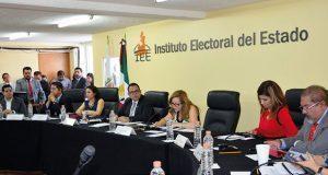 IEE dará a partidos 114 mdp y descarta debates de candidatos en intercampaña