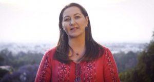 En Día de la Mujer, Martha Erika lamenta los feminicidios en Puebla