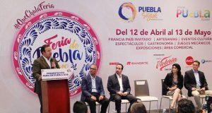 Kinky, Banda el Recodo y Caifanes se presentarán Feria de Puebla 2018