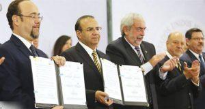 Universidades y Segob firman convenio