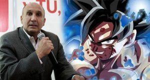 Candidato de PSI aprovecha fiebre por Dragon Ball y pide se trasmita en el zócalo