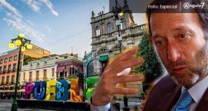 Alemania no emitió alerta para evitar visitas a Puebla, aclara embajador