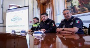 Al menos en 20 intentos de linchamiento ha intervenido la Ssptm en 6 meses. Foto: Twitter/@Ssptm_Puebla