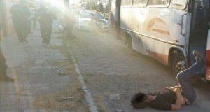 """Asesinan a pasajero de """"Rojos Cholula"""" tras asalto en una de esas unidades. Foto: Especial"""