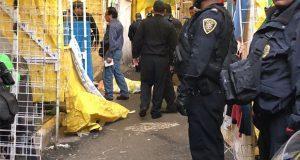 Balaceras en Tepito, CDMX, dejan 4 muertos