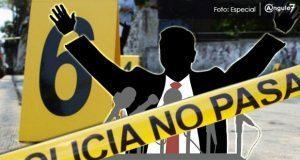 En México, asesinan a un candidito cada cinco días, asegura OEA
