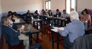 Imparten conferencias sobre historia de filosofía en la BUAP