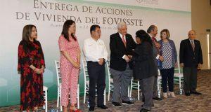 En año electoral, Fovissste dará 2 mil 400 créditos a trabajadores