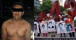 Detienen a vinculado a desaparición de los 43 alumnos de Ayotzinapa