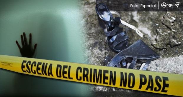En dos meses, asesinatos violentos de mujeres suben 28.5% en Puebla