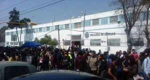 Desalojan Facultad de Lenguas de BUAP por falsa amenaza de bomba