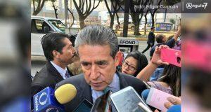 Esta semana se enviará una iniciativa al Congreso local para modificar el Código Penal de Puebla, con el fin de regular el uso del gas pimiento en Puebla. Foto: Edgar Guzmán